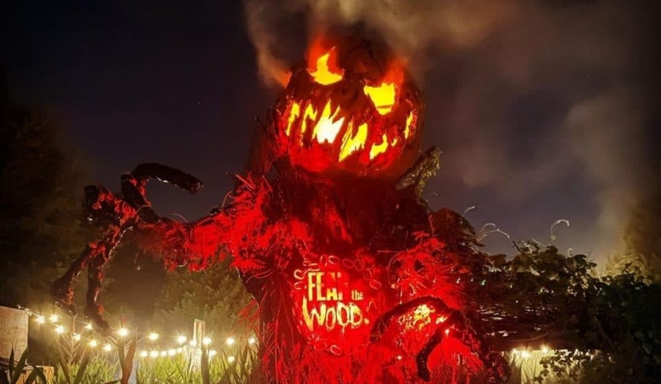 5 Terrifying Haunted Houses & Scare Mazes In And Around Atlanta