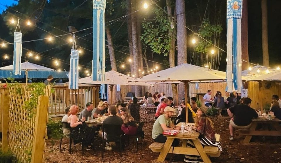 Red's Beer Garden Teams Up With ATL Podcaster For Hurricane Ida Fundraiser