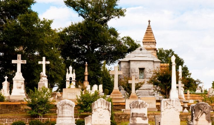 7 Of The Most Haunted Places In Atlanta To Check Out This Spooky Season