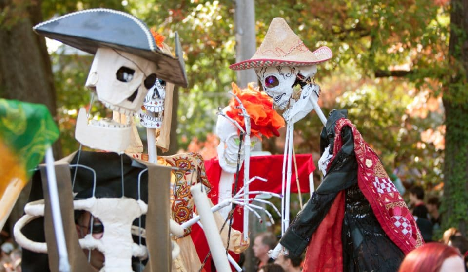 Little Five Points Replaces Halloween Parade With Ooky-Spooky Block Party