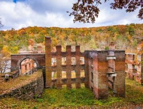 7 Places In Atlanta That Are Perfect For Enjoying The Fall Foliage
