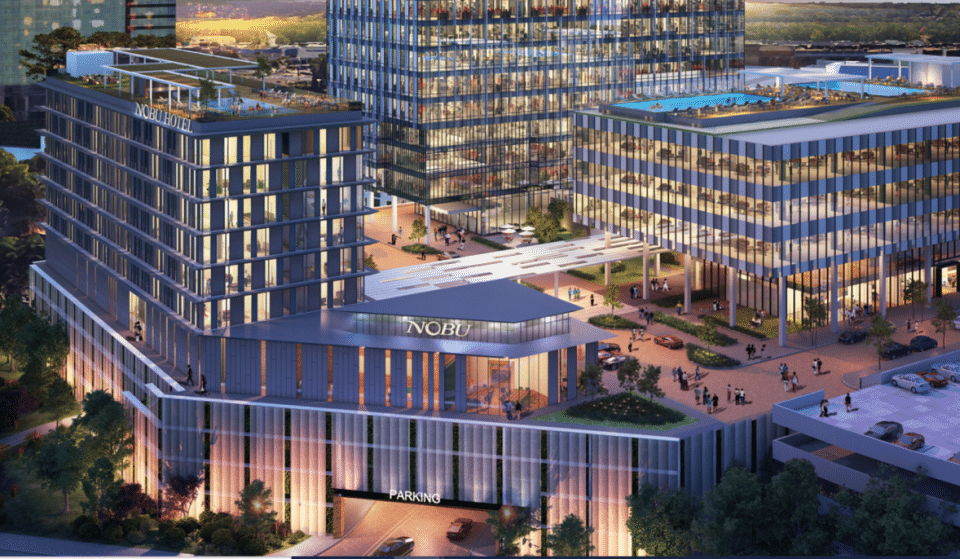 Phipps Plaza Expansion To Include Nobu Hotel & New Mexican Restaurant