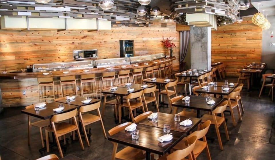 10 Sensational Sushi Restaurants In Atlanta, Chosen By Atlantans